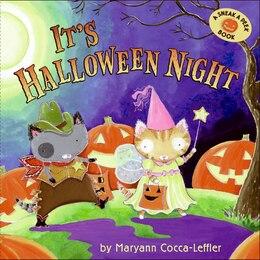 Book It's Halloween Night by Maryann Cocca-Leffler