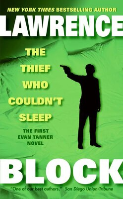 Book The Thief Who Couldn't Sleep by Lawrence Block