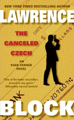 Book The Canceled Czech by Lawrence Block