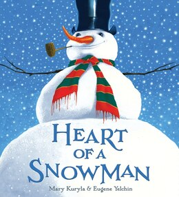 Book Heart of a Snowman by Eugene Yelchin