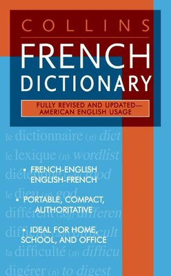 Book Collins French Dictionary by HarperCollins Publishers