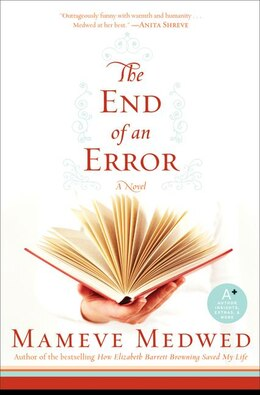 Book The End Of An Error by Medwed, Mameve