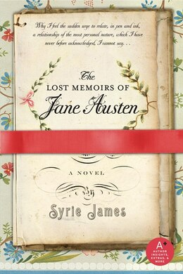 Book The Lost Memoirs Of Jane Austen by Syrie James