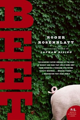 Book Beet: A Novel by Roger Rosenblatt