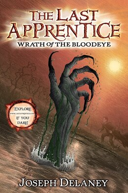 Book The Last Apprentice: Wrath Of The Bloodeye (book 5): Wrath Of The Bloodeye by Joseph Delaney