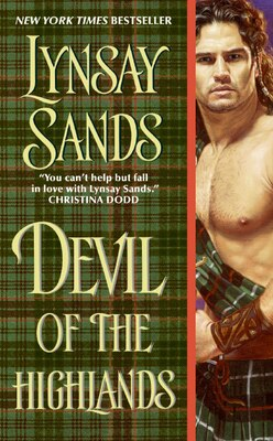 Book Devil of the Highlands by Lynsay Sands