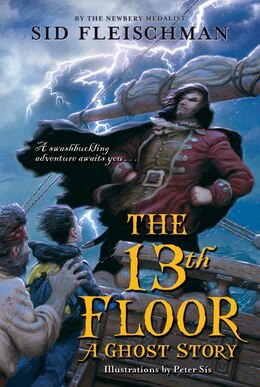 Book The 13th Floor: A Ghost Story by Sid Fleischman