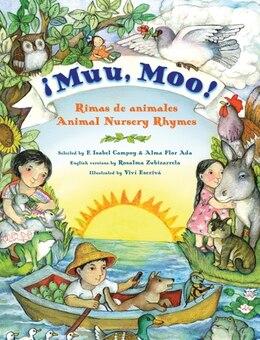 Book Muu, Moo!: Rimas de animales/Animal Nursery Rhymes by Alma Flor Ada