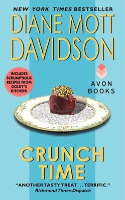 Book Crunch Time by Diane Mott Davidson