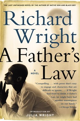 Book A Father's Law by Richard Wright