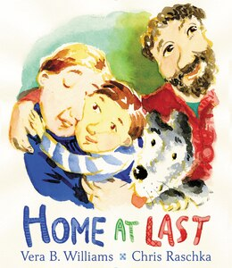 Book Home at Last by Vera B. Williams