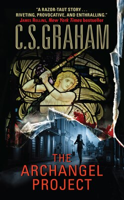 Book The Archangel Project by C.s. Graham