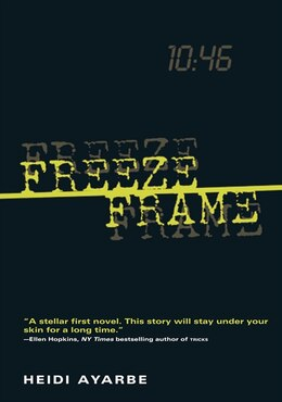 Book Freeze Frame by Heidi Ayarbe