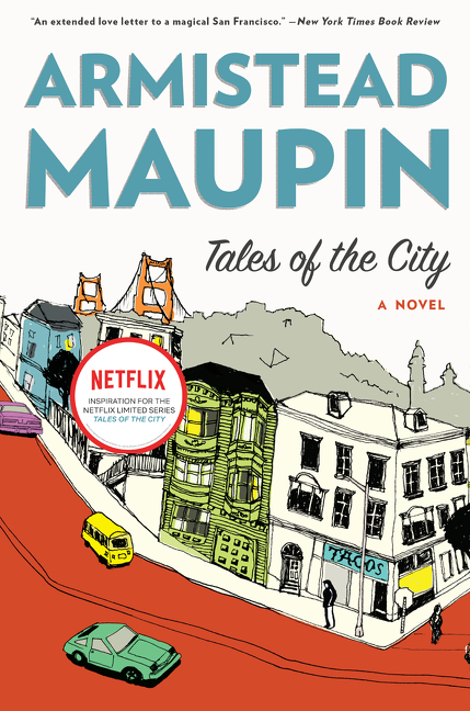 Book Tales Of The City: A Novel by Armistead Maupin