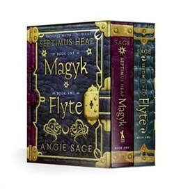 Book Septimus Heap Box Set: Books 1 And 2 by Angie Sage