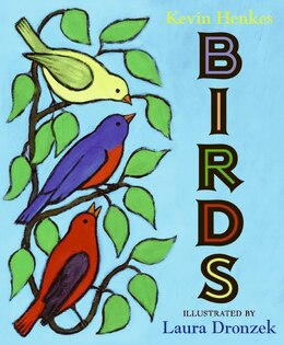 Book Birds by Kevin Henkes