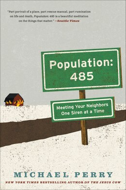 Book Population: 485 by Michael Perry