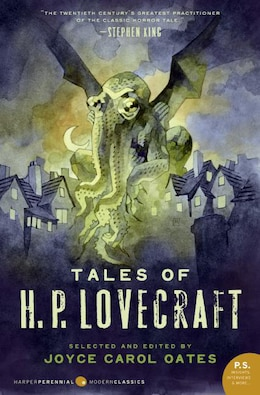 Book Tales Of H. P. Lovecraft by Joyce Carol Oates