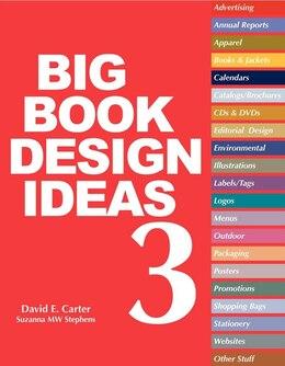 Book The Big Book of Design Ideas 3 by David E. Carter