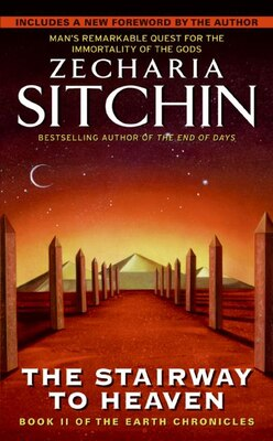 Book Stairway: Book II of the Earth Chronicles by Zecharia Sitchin