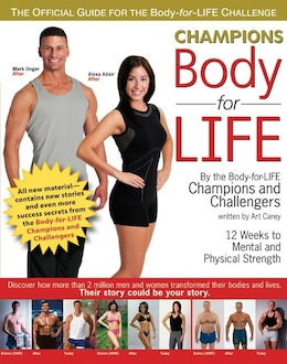 Book Champions Body-for-life by Art Carey