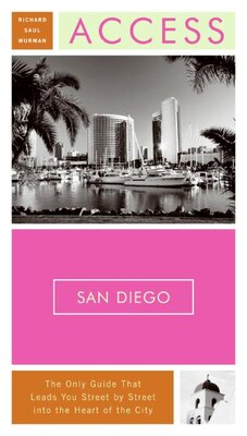 Book Access San Diego 5e by Richard Saul Wurman