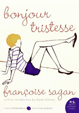 Book Bonjour Tristesse: A Novel by Francoise Sagan