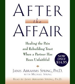 Book After The Affair Cd Low Price by Janis A. Spring