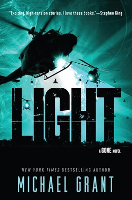 Book Light: A Gone Novel by Michael Grant