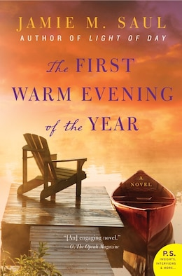 Book The First Warm Evening Of The Year: A Novel by Jamie M. Saul