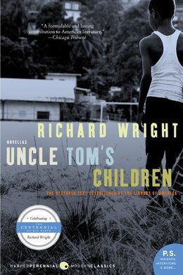 Book Uncle Tom's Children by Richard Wright