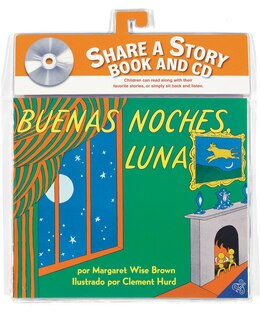 Book Goodnight Moon Book And Cd (Spanish Edition): Buenas noches, Luna libro y CD by Margaret Wise Brown
