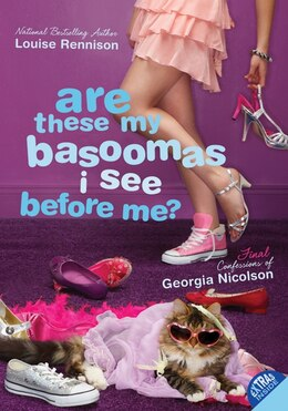Book Are These My Basoomas I See Before Me? by Louise Rennison