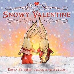 Book Snowy Valentine by David Petersen