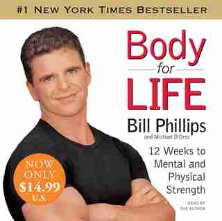 Body For Life Low Price CD by Bill Phillips