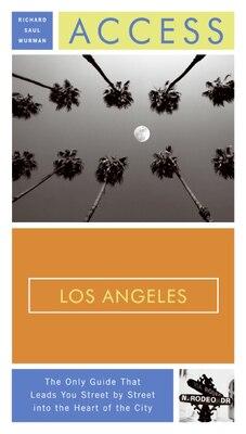 Book Access Los Angeles 13e by Richard Saul Wurman