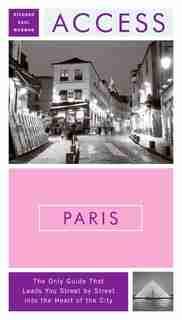 Access Paris 11e by Richard Saul Wurman
