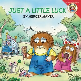 Book Little Critter: Just A Little Luck: Just A Little Luck by Mercer Mayer