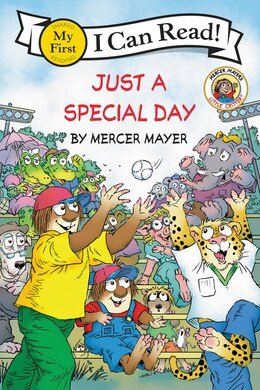Book Little Critter: Just A Special Day: Just A Special Day by Mercer Mayer