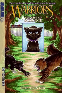 Book Warriors: The Rise Of Scourge: The Rise Of Scourge by Erin Hunter