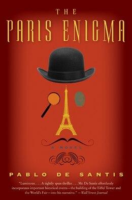 Book The Paris Enigma: A Novel by Pablo De Santis