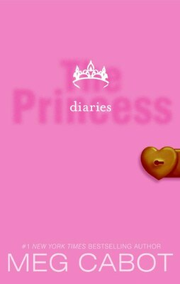 Book The Princess Diaries by Meg Cabot