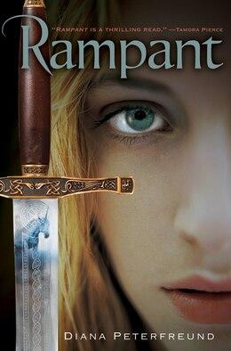 Book Rampant by Diana Peterfreund