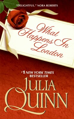 Book What Happens in London by Julia Quinn