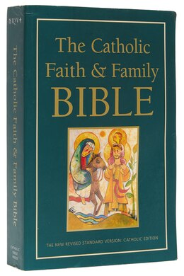 Book NRSV - The Catholic Faith and Family Bible by Publishers HarperCollins Publishers