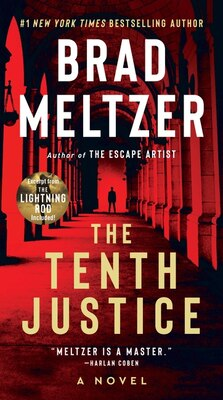 Book The Tenth Justice by Brad Meltzer