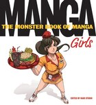 The Monster Book Of Manga: Girls: Girls