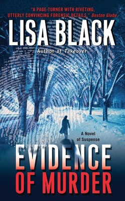 Book Evidence Of Murder: A Novel of Suspense by Lisa Black