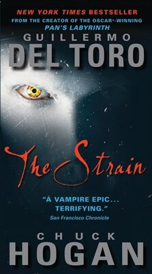Book The Strain by Guillermo Del Toro
