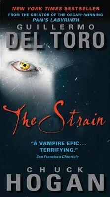 Book The Strain by Guillermo Del Toro